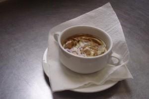 delicioso platillo, familia, alimentación saludable, Consomé,Preparación, Crepas, recetas,