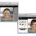 Cambio de imagen virtual, diferentes alternativas, herramienta en internet, página de internet llamada www.taaz.com, MAKEOVER virtual,