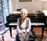 música, talento, dedicación, esposa, madre, pianista, María Teresa Rodríguez, artistas mexicanos.