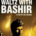 Waltz With Bashir, vals con Bashir, obra, concierto cinematográfico, cinta de animación Israelí, animación, experiencia cinematográfica, fantasía, documental, globo de oro, intensa, sentido dramático, conflicto Bélico, película.