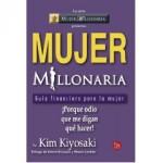 libro, Mujer millonaria, futuro económico, guía financiera para la mujer, Autora: Kim Kiyosaki, no depender financieramente de un hombre,