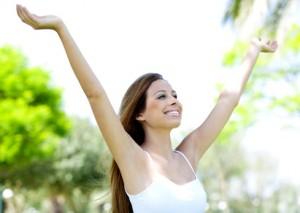Bienestar con hábitos saludables.