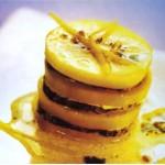 recetas de Kiwi dorado, vitaminas, minerales, alimentación saludable, ingredientes, procecdimiento