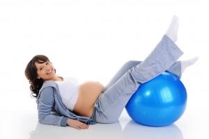 Ejercicio, beneficioso para mamá y bebé