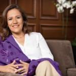 Operan a Margarita Zavala por desgarre de retina