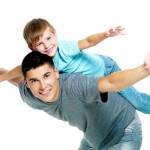 papá sano, superación personal, rol de padre, lucha de género, día del padre, actividad física, ejercicio, motivación, superación, energía, salud.