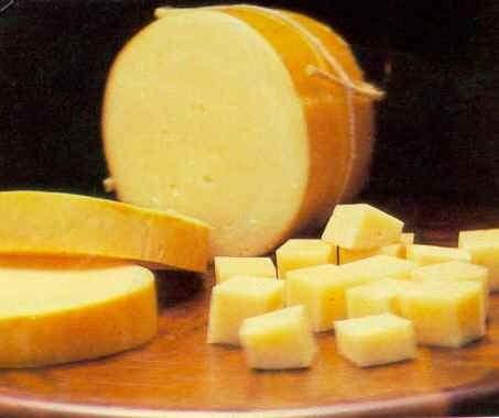 queso semiduro, textura firme, recetas, propiedades adicionales, propiedades nutricionales,  forma cilíndrica,  forma en rebanadas,