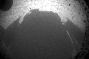 Imagen de Curiosity en Marte
