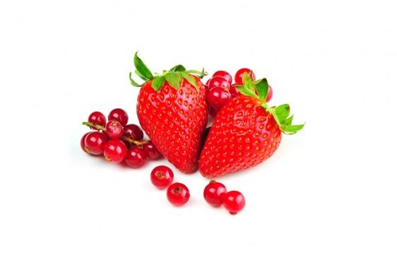 Las fresas podrían protegernos contra los efectos de los rayos ultravioleta. FOTO: Depositphotos