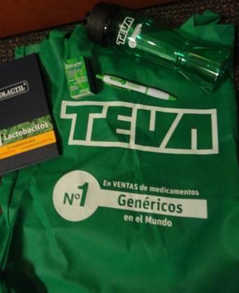 Kit Teva Pharmaceuticals,