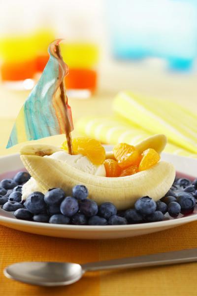 Este postre contiene fibra, vitamina C, magnesio y antioxidantes.