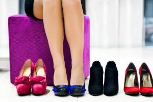 Seleccipon de zapatos