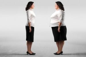 Delgada versus gorda