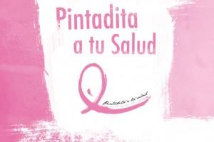 Pintadita a tu Salud es movimiento artístico altruista que por tercer año consecutivo se lleva a cabo en apoyo a mujeres con cáncer de mama.