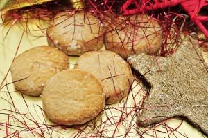 Toma nota de esta deliciosa receta, que se antoja para acompañar con un rico cefecito: Polvorones de Cacahuate. Imagen: Depositphotos.