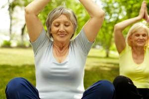 La conciencia plena puede aliviar síntomas de la menopausia.