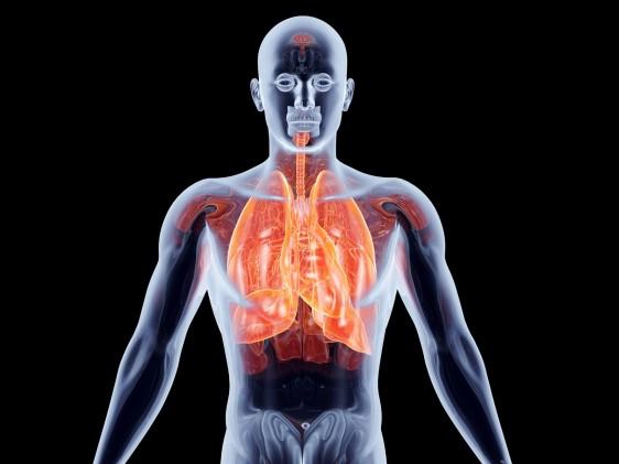 Un producto para curar la enfermedad pulmonar obstructiva.