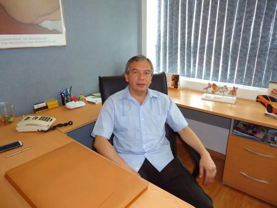 Dr. Jose Alfredo Cordoba Charraga
