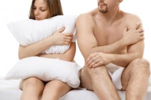 Hay estudios que señalan que 6 de cada 10 mujeres cuya pareja presenta problemas de disfunción en la erección también ve afectada su vida sexual.