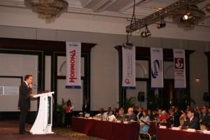 """""""El reconocimiento de la Comisión Federal para la Protección contra Riesgos Sanitarios (COFEPRIS) como Agencia Reguladora de Referencia Continental, por parte de la Organización Panamericana de la Salud (OPS), está derribando barreras sanitarias en América Latina en beneficio de la salud pública de la región y la competitividad de México."""""""