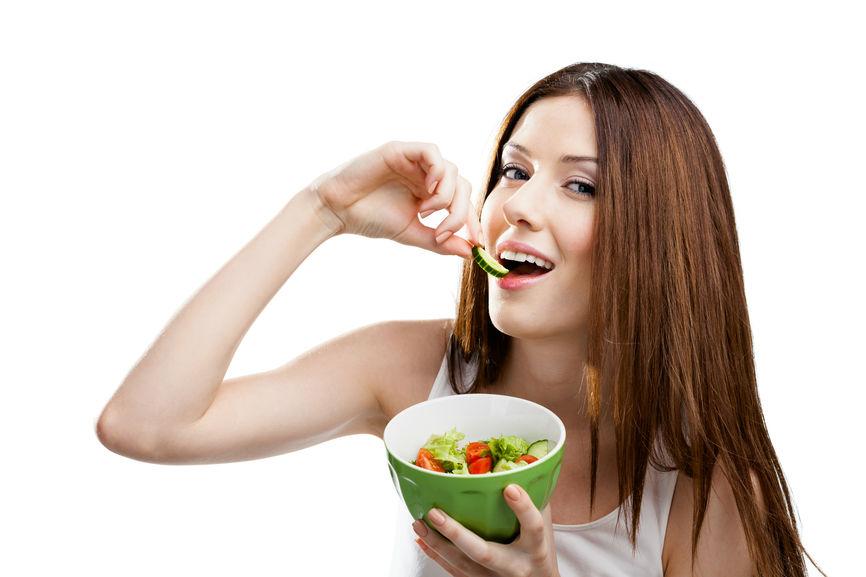 Aprende a escoger ensaladas y aliméntate saludable.