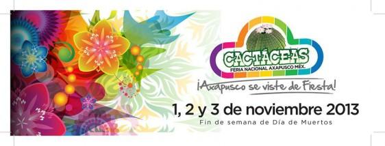 Feria de las Cactáceas 2013