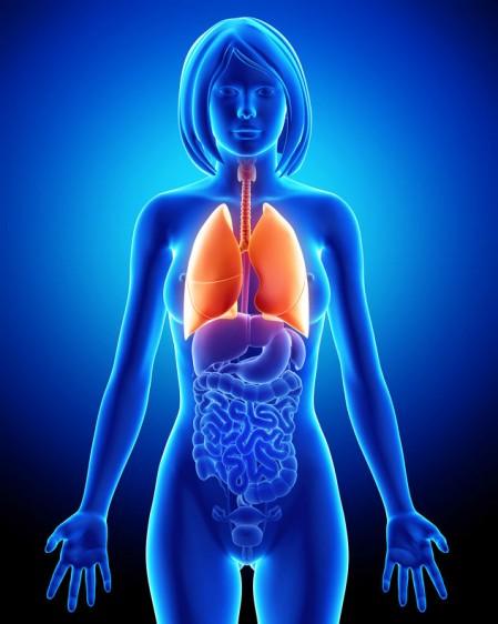 La hipertensión pulmonar tiene mayor incidencia en mujeres de 40 a 60 años.