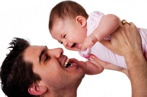 Los futuros padres deben pensar acerca de lo que ponen en su boca