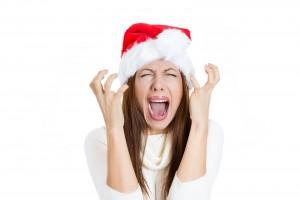 Ansiedad navideña