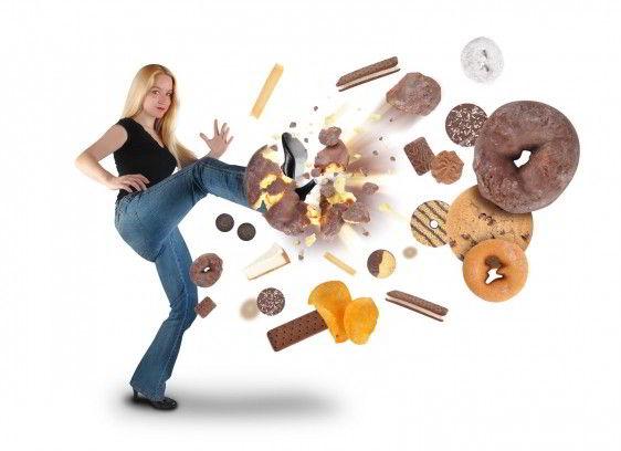 Al comer más de estos alimentos, el cuerpo procesa toda la glucosa adicional. Si bien parte de la glucosa se consume como energía, la mayoría se convierte en grasa y eso conduce a ganar de peso.