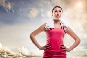 Cuerpo y mente trabajando para bajar de peso