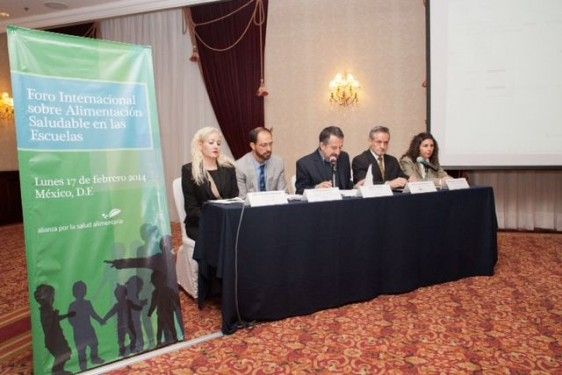 Foro Internacional sobre Alimentos Saludables en las Escuelas
