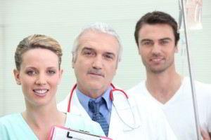 Atiende Secretaría de Salud a pasantes de medicina en servicio social.