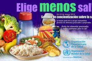 Caertel consume menos sal 2014