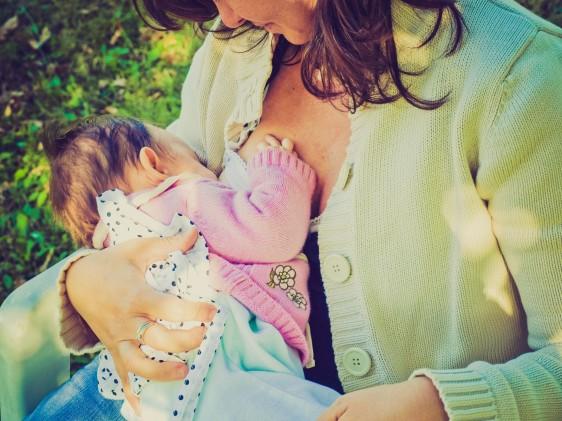 La lactancia en bebés prematuros