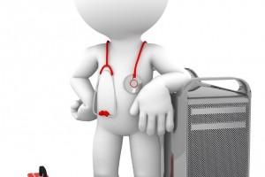 Los sitios de salud llegan a sustituir a la consulta médica.