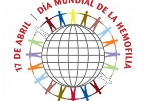Logotipo del Día mundial de la hemofilia