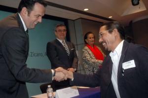 Apoyos de 300 mil pesos entregan a organizaciones que trabajan por la salud de comunidades
