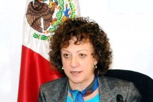 Doctora Jaqueline Peschard Mariscal