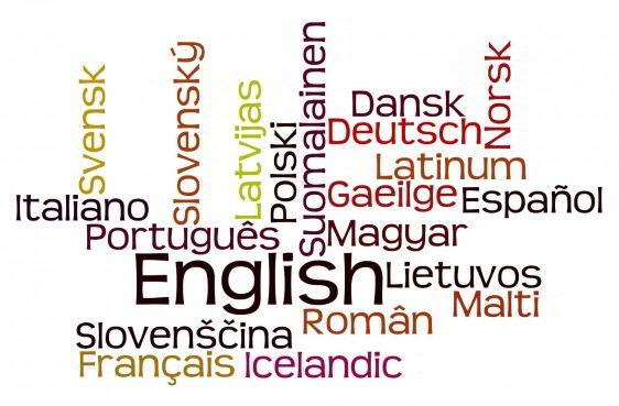 Además del inglés, los idiomas más influyentes en el mundo son el chino, el francés, el español y el árabe.
