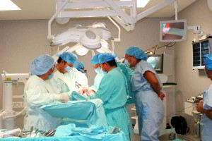 Los órganos se trasplantaron en diferentes Institutos Nacionales de Salud y en el Centro Médico Nacional Siglo XXI