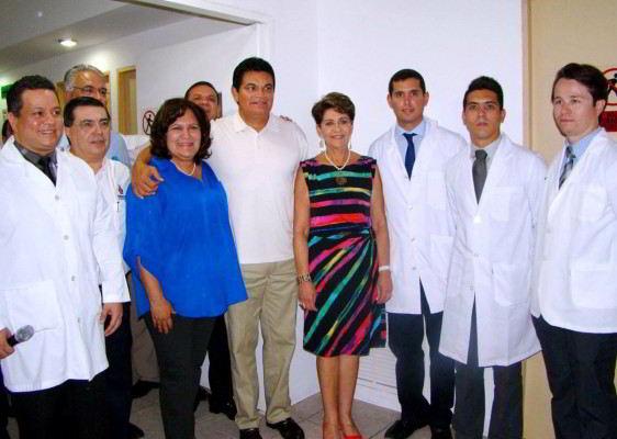 Personal dek Instituto Estatal de Oncología