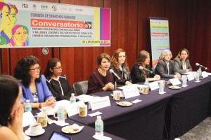 Se busca establecer acciones internacionales para combatir delitos contra mujeres migrantes