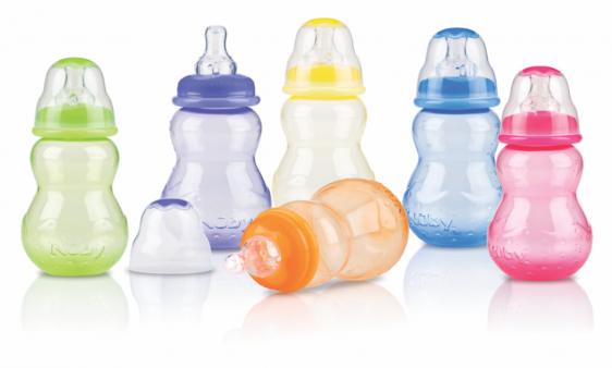Evoca la función del pezón materno, evitando que el niño se acostumbre al biberón y rechace el seno materno
