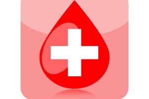 icono médico de sangre