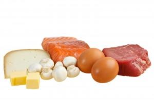 Productos alimenticias con vitamina D