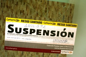 Sello de Suspensión