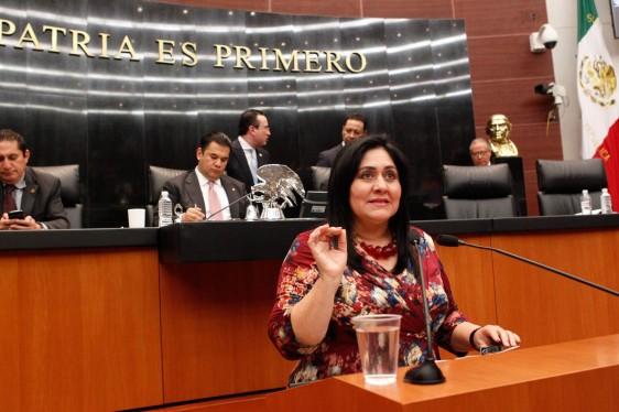 Senadora Diva Hadamira Gastélum Bajo