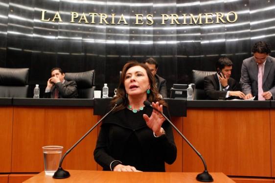 Diputada María Beatriz Zavala Peniche