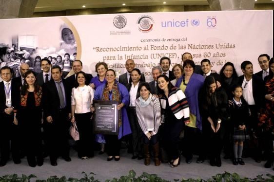 Funcionarios de UNICEF